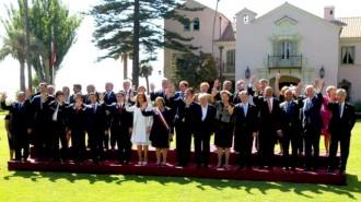 Photo des chefs d'État et de gouvernement