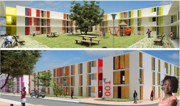 Haiti/Social : Un projet de logement moderne pour les cadres du ...