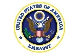 logo Ambassade Americaine 2