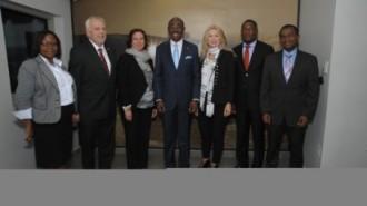photo 2 Le Premier ministre Evans Paul clôture la mission sur la planification stratégique