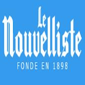 Logo du journal Le Nouvelliste Haiti 2