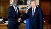 Fructueuses rencontres du Premier ministre Paul avec des hauts responsables américains