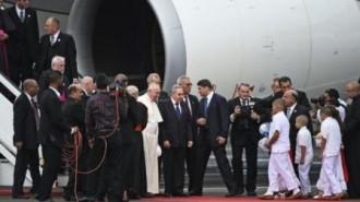Photo 2 du Pape François à Cuba