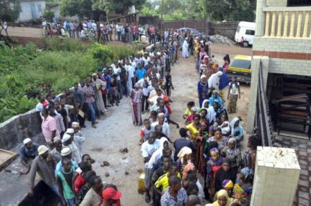 Image 2  Guinée Election présidentielle 2015