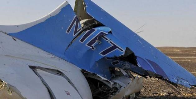 Un avion de ligne russe  de la compagnie Kogalymavia/Metrojet transportant 224 personnes s'est écrasé samedi dans le Sinaï égyptien, peu après avoir disparu des écrans, ne laissant aucun survivant. /Photo prise le 31 octobre 2015/REUTERS