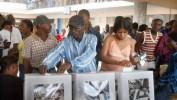 Elections: Les Haïtiens étaient aux urnes pour renouveler le personnel politique