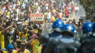 Images 2 d;étudiants sud-africains