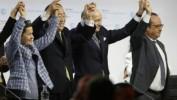 Paris: Accord historique pour sauver la planète du désordre climatique