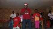 Port-de-Paix: L'ex-candidat à la députation, Antonelly François  fête les démunis