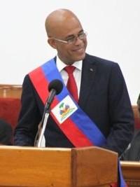 Photo Martelly Dernier Message 07022016
