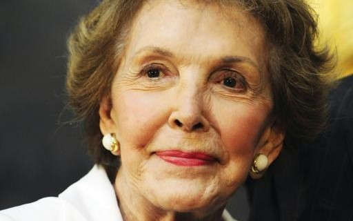 Image Nancy Reagan