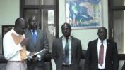 Installation de trois nouveaux responsables au Ministère des Affaires Sociales et du Travail