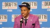 Skal Labissière, un jeune Haïtien à la NBA