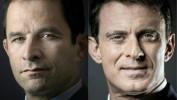 Primaire PS: Hamon et Valls qualifiés pour le second tour