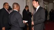 Haïti/Diplomatie: Le Président Privert reçoit les Lettres de créances des nouveaux ambassadeurs de l'Indonésie et du Royaume de Belgique