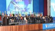 Discours du Président haïtien Jocelerme PRIVERT  à l'occasion du Vè Sommet de la CELAC  À Punta Cana République Dominicaine