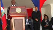 Le Président Privert commémore  le séisme du 12 janvier 2010