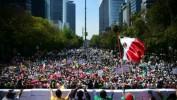 Mexique: Des milliers de personnes manifestent contre Donald Trump