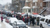 Marche solidaire une semaine après la tuerie à la mosquée de Québec