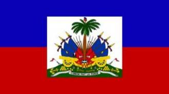 Drapeau Haiti