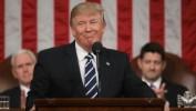 """Trump fait l'éloge d'une """"nouvelle fierté nationale"""""""