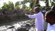 Le Président Jovenel Moïse réalise  une tournée  dans la Vallée de l'Artibonite
