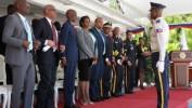 Le Président Moïse salue l'arrivée de la 27ème promotion de la PNH
