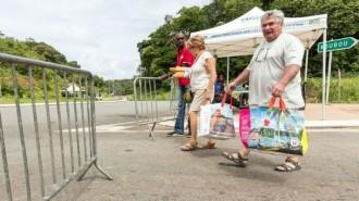 IMG Guyane paralysée 25 Mars 2017
