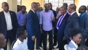 Le président Moise passe à l'action pour rendre disponibles les documents d'identité.