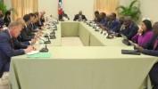 Le président Jovenel Moise à la recherche de solutions aux problèmes des habitants du grand sud
