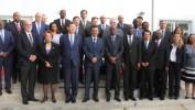 Haïti/ONU : Le Président Jovenel Moïse reçoit les 15 membres du Conseil de sécurité