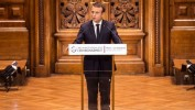 """Changement climatique: Le président Macron va présenter un """"pacte mondial pour l'environnement"""" devant l'ONU"""