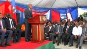 Le Président Jovenel Moise lance la saison cyclonique 2017 pour Haïti