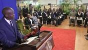 Le président Moïse installe le CSS et la CNMTC