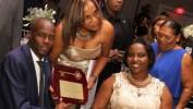 Le Président Moïse au Gala de la CHAC de la Floride