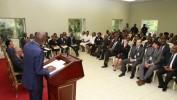 Installation de la Commission nationale de réforme du système de santé et des soins hospitaliers