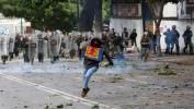 Trois morts au premier jour de la grève générale au Venezuela