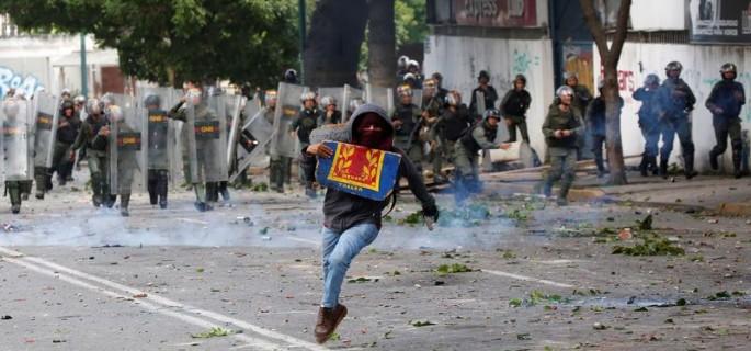 IMG Geve Venezuela 27 Juillet 2017