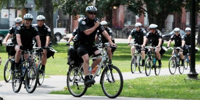 IMG 2 Policiers de Montréal 29 Août 2017
