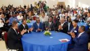 Forum sur la compétitivité et sur l'investissement en Haïti