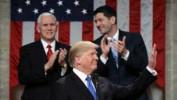 Donald Trump appelle à l'unité des américains