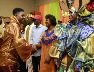 Lancement du carnaval national 2018 par le Président Jovenel Moïse