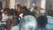 18 février, fête de Sainte Bernadette, patronne de Martissant