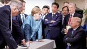 Donald Trump se désolidarise du communiqué final du G7 au Canada