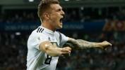 Mondial 2018 : L'Allemagne vise les 8èmes de finale après sa victoire 2-1 contre la Suède