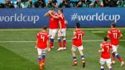 Coupe du monde 2018: La Russie se débarrasse de l'Arabie saoudite par 5 à zéro en match d'ouverture