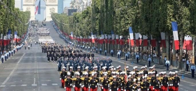 IMG 2 Defile France