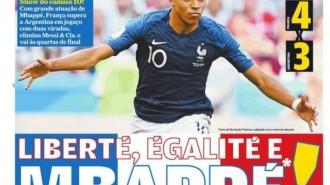 IMG 2 Mondial 30 Juin 2018 Mbappé
