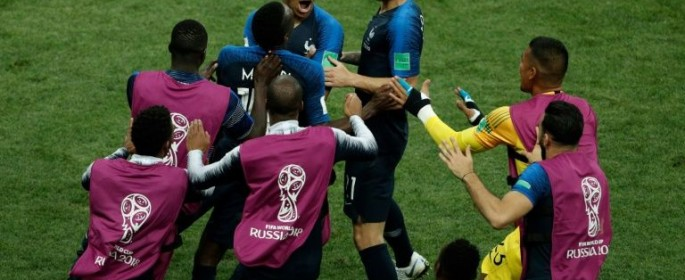 Photo 2 France Mondial 2018
