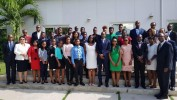 23 boursiers haïtiens reçus par le Président Jovenel Moise avant leur départ pour Cuba